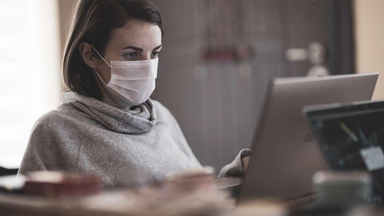 Maskenpflicht am Arbeitsplatz